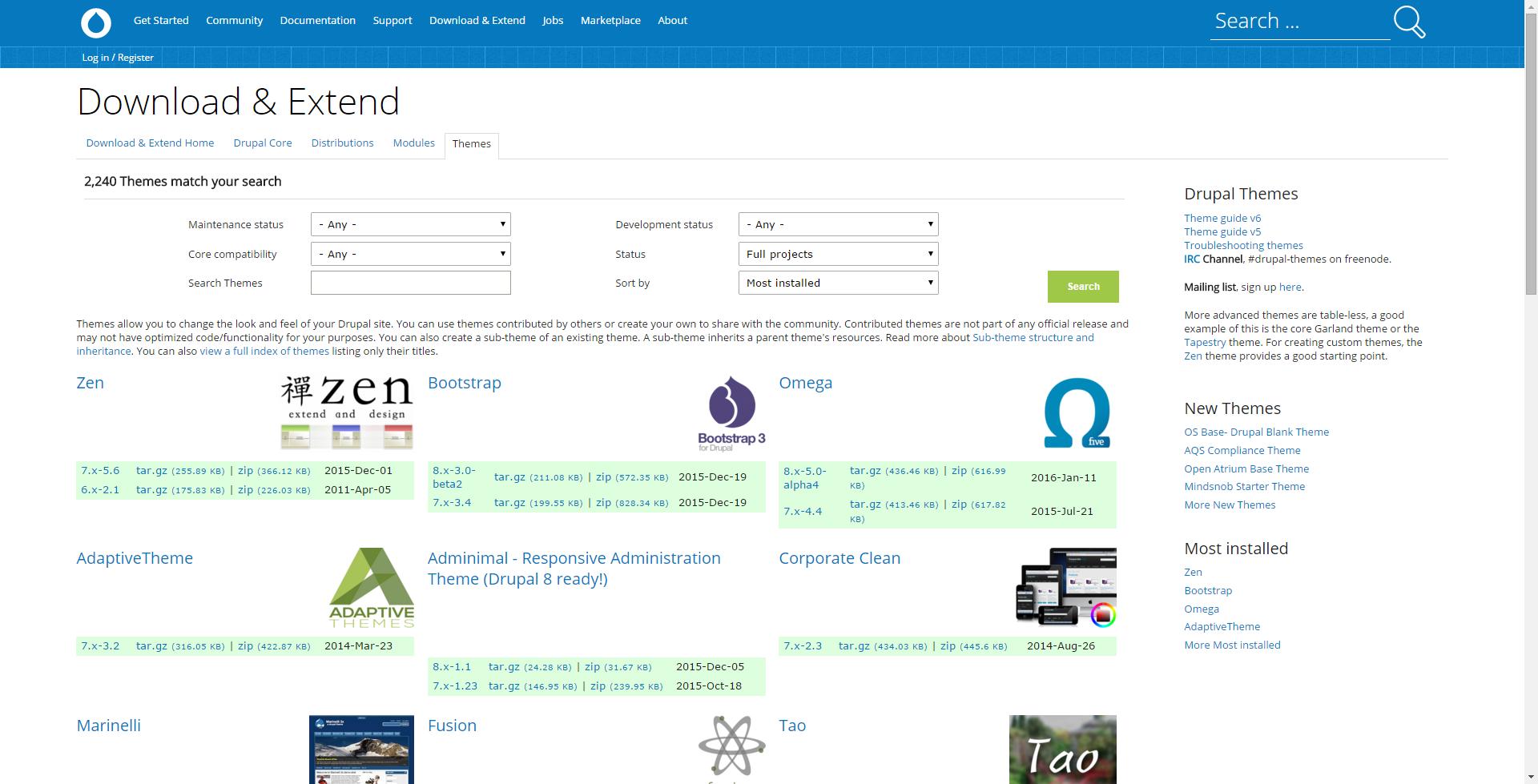 Drupal - Предлагаю решение