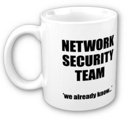 Security Team уже все знает!