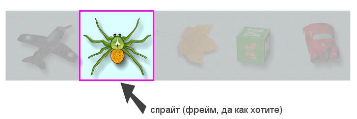 иконка drupal: