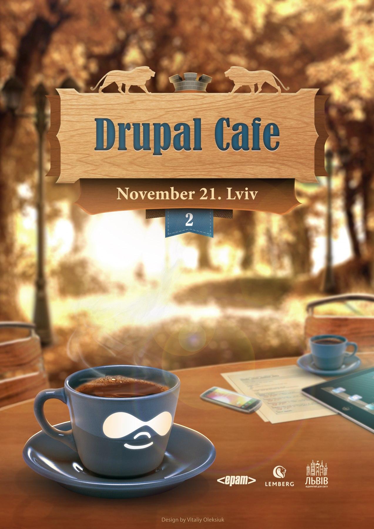 Drupal Cafe Lviv