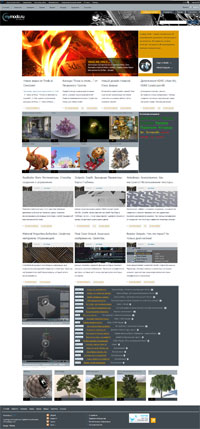 MyModo.ru - Modo Luxology 3D туса