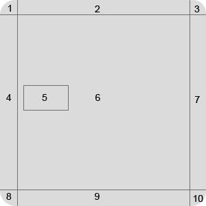 Резиновая таблица