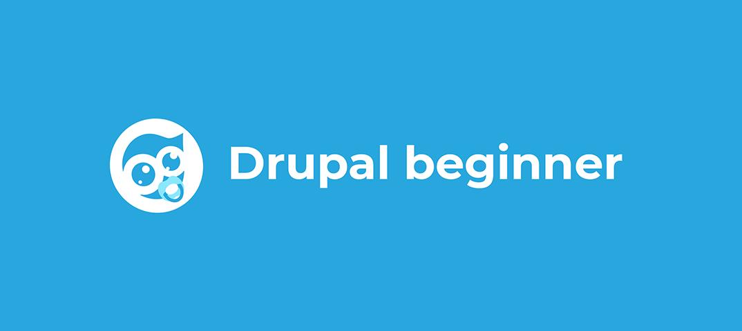 Drupal Beginner — youtube-канал для начинающих изучать Drupal 8