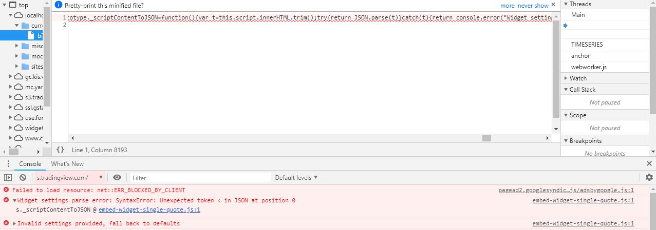 Почему движок Drupal так поступает с JS? | Drupal ru